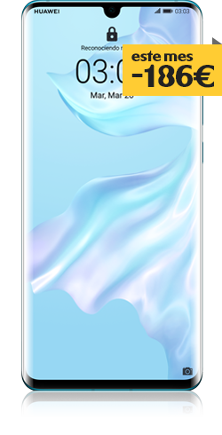 huawei p30 pro cristal