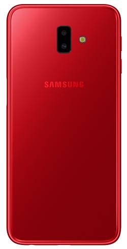 samsung galaxy j6+ rojo-3